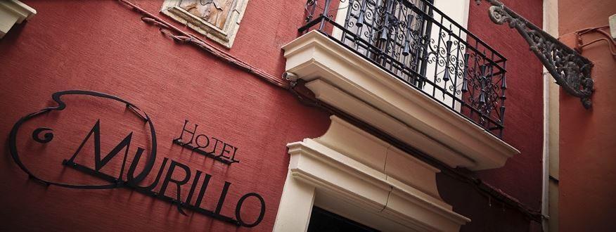 hotel murillo fachada - Hotel Murillo