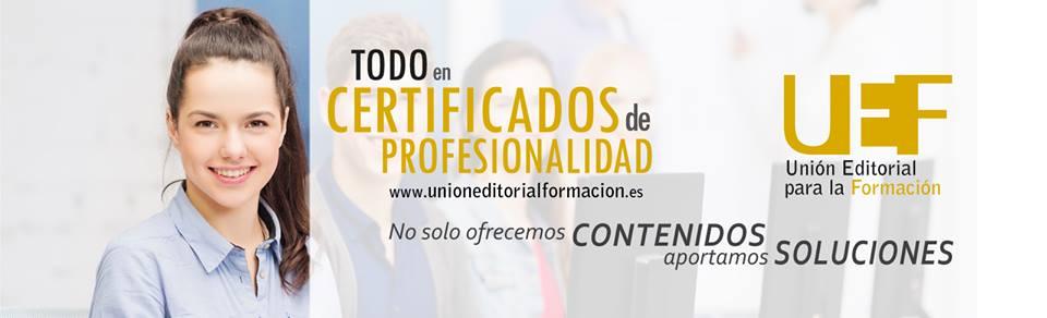 uef - Unión Editorial para la Formación