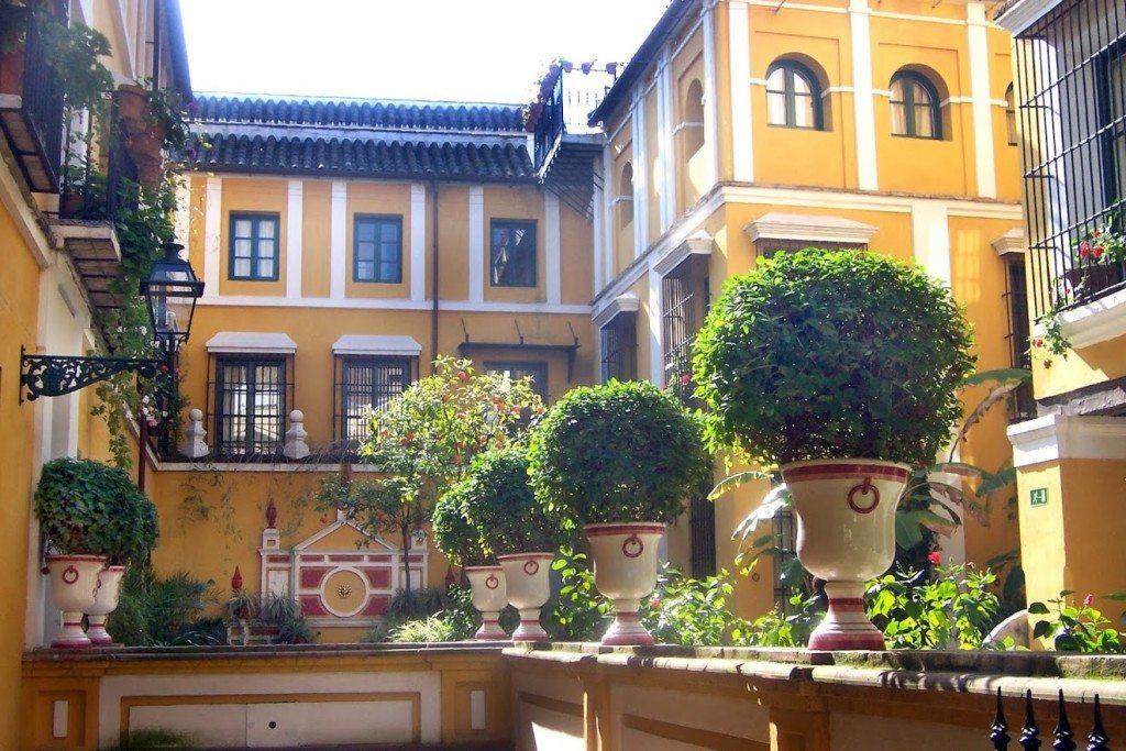 casas de la juderia sevilla 1024x683 - Hotel Las Casas de la Judería