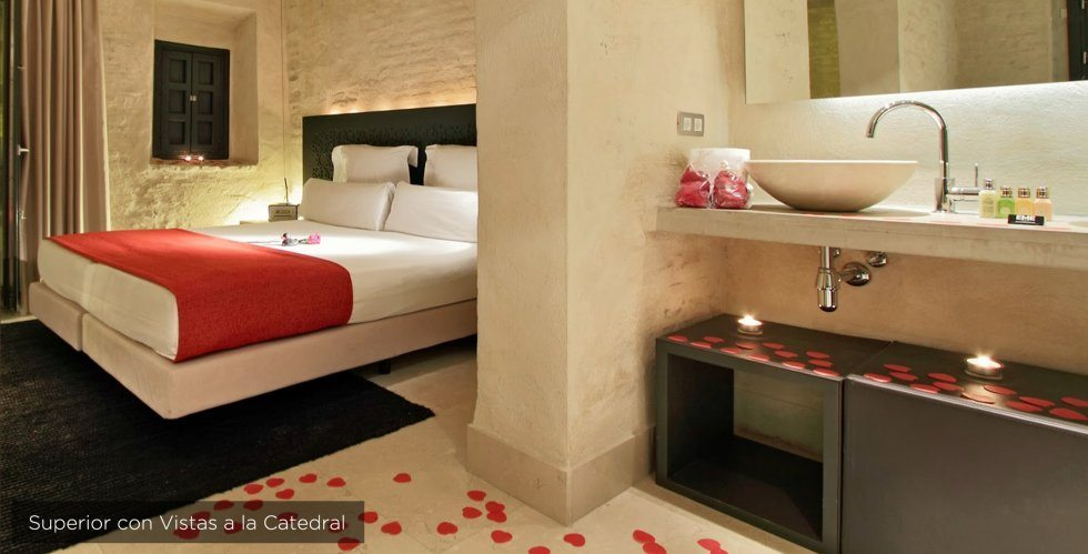 hoteleme - EME Catedral Hotel