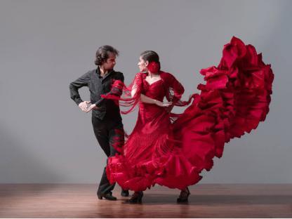 imagen flamenco - Cursos de Flamenco