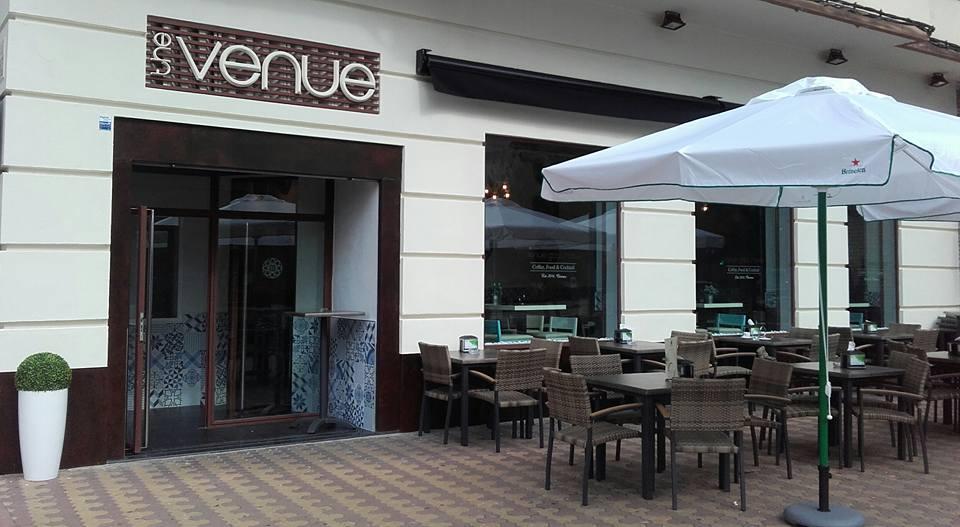 The Venue Terreza - The Venue Gastrobar