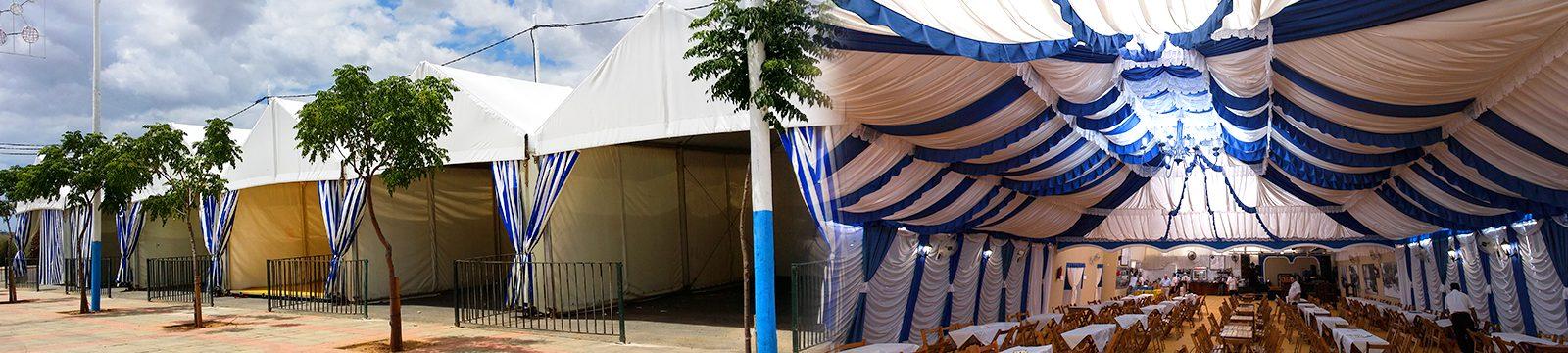 tents - Mondaca carpas