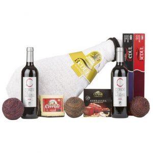 cesta de navidad con paleta 400 300x300 - Ideas para sorprender a familiares y amigos