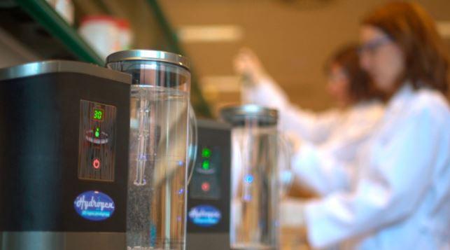 agua - ¿Has oído hablar del agua hidrogenada?