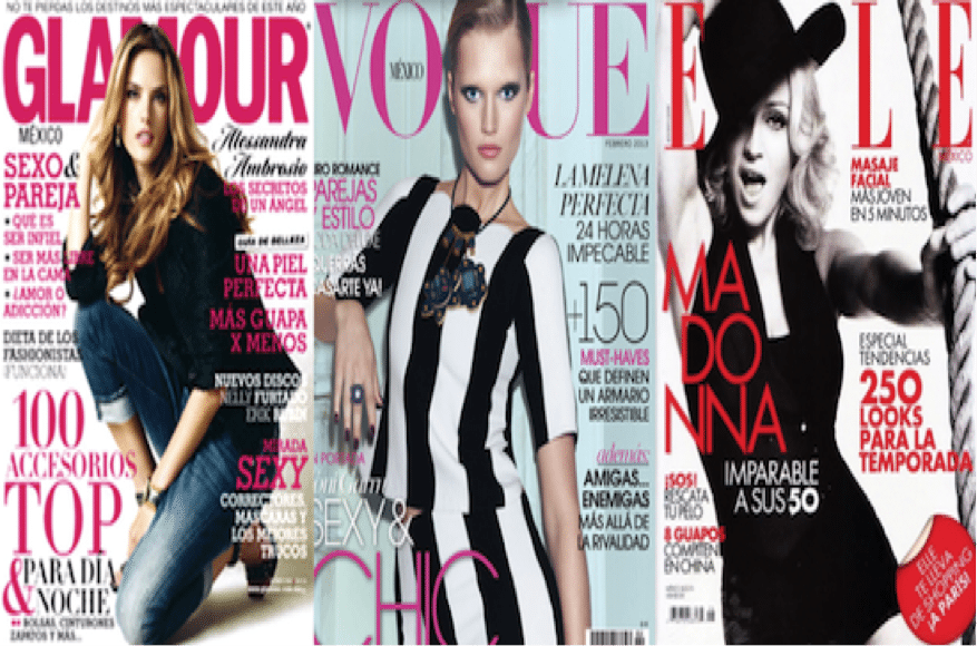 Revista moda y tendencias