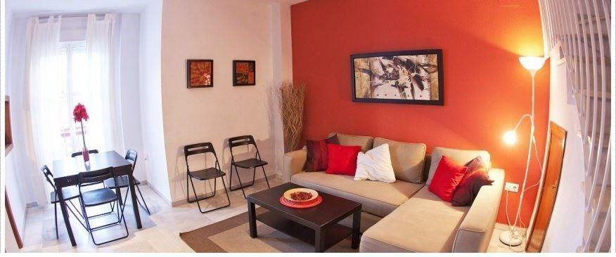 alquiler apartamentos sevilla centro