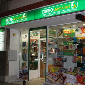 copist tienda - Copi Andalusi