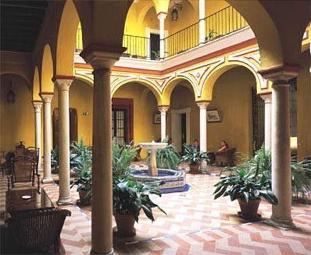 hotel centro sevilla - Hotel Las Casas de la Judería